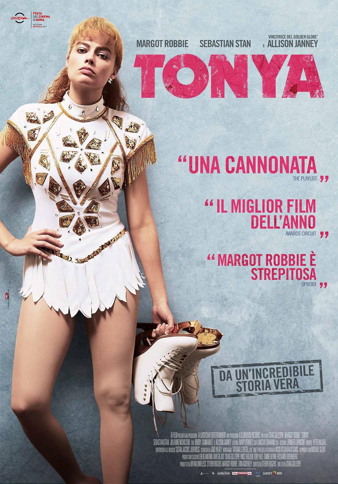 Tonya - locandina